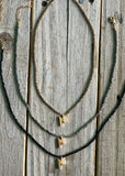 The Rusk Necklace (3 colors) - Gypsy Waltz