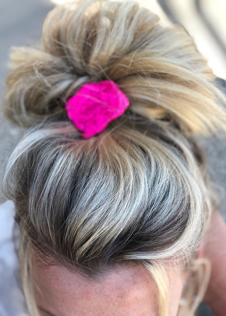 The Byers Hair Tie (10 colors) - Gypsy Waltz