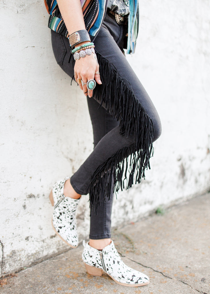 The Wixon Valley Fringe Pants | 4-20 - Gypsy Waltz