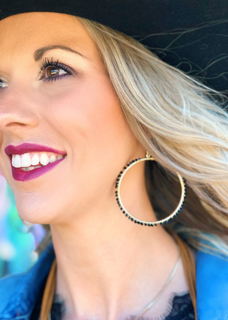 The Marfa Earrings (2 Styles) - Gypsy Waltz