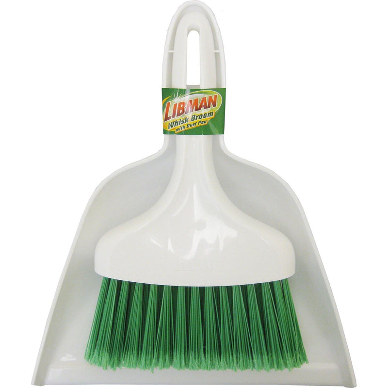 Whisk Broom with Dustpan