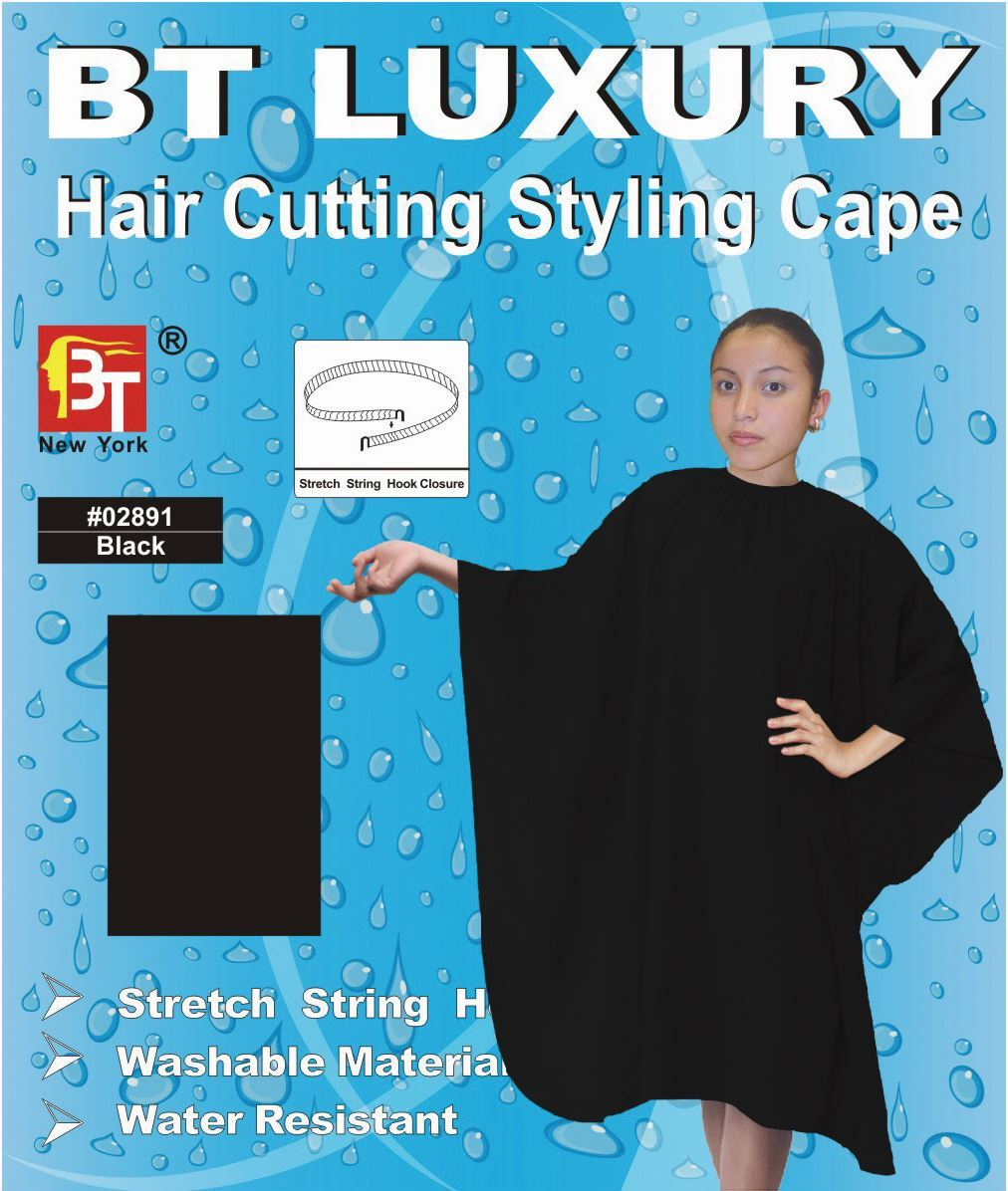 BT Luxury Hair Cutting Styling Cape