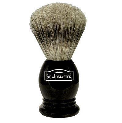 100% Badger Shaving Brush