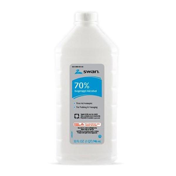 Swan 70% Isopropyl Alcohol 32oz