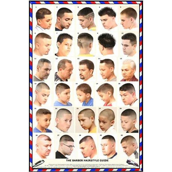 Haircutting Poster