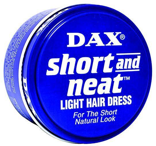 Dax Short & Neat Hair Dress 3.5 oz