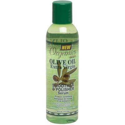 Organics Olive Oil Smoother & Polisher 6oz