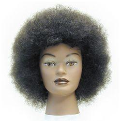 'Dionne' Afro Manikin Head - Xcluciv Barber Supplier