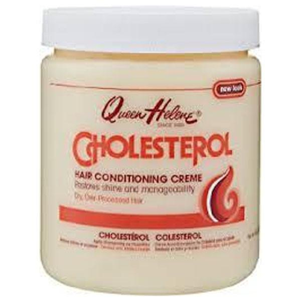 Queen Helene Hair Cholesterol Conditioning Hair Creme