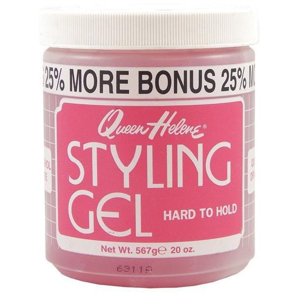 Queen Helene Hard to Hold Styling Gel 20oz
