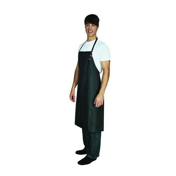 SalonChic Black Extra Long Apron