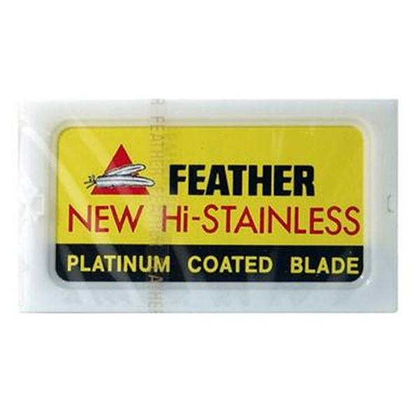 Feather Hi-Stainless Blades