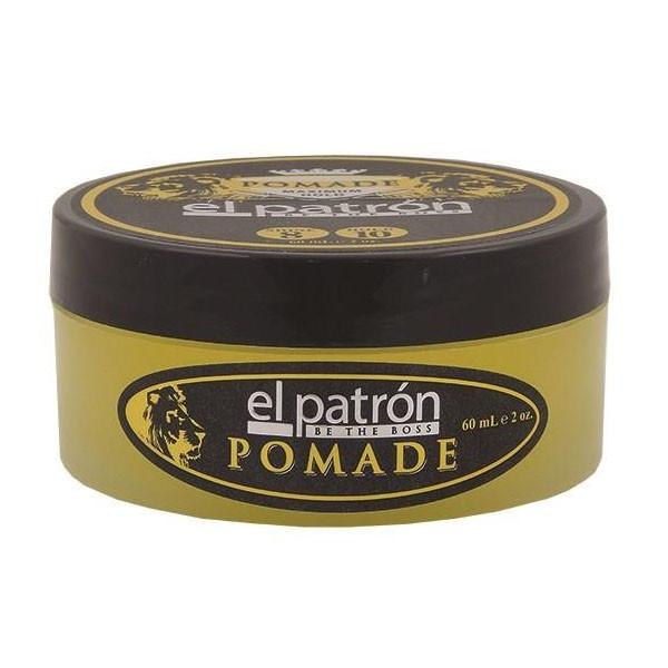 El Patrón Maximum Hold Pomades