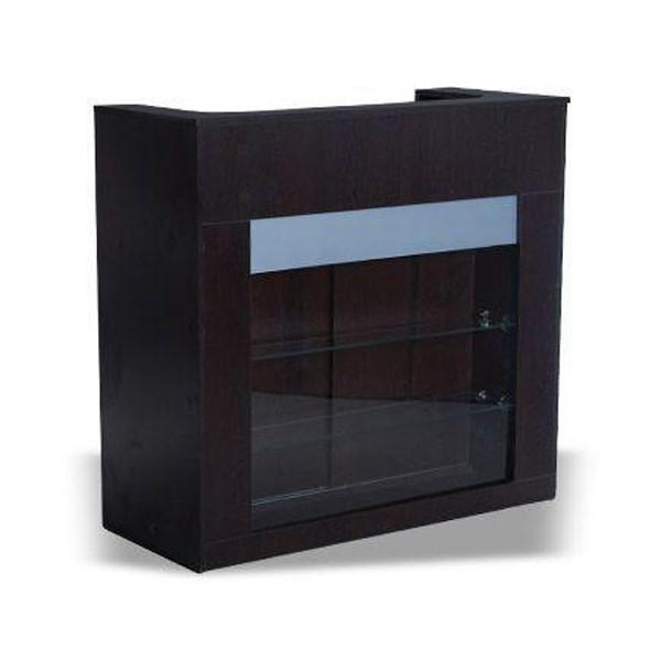 Signature Collection Cashier Desk with Display