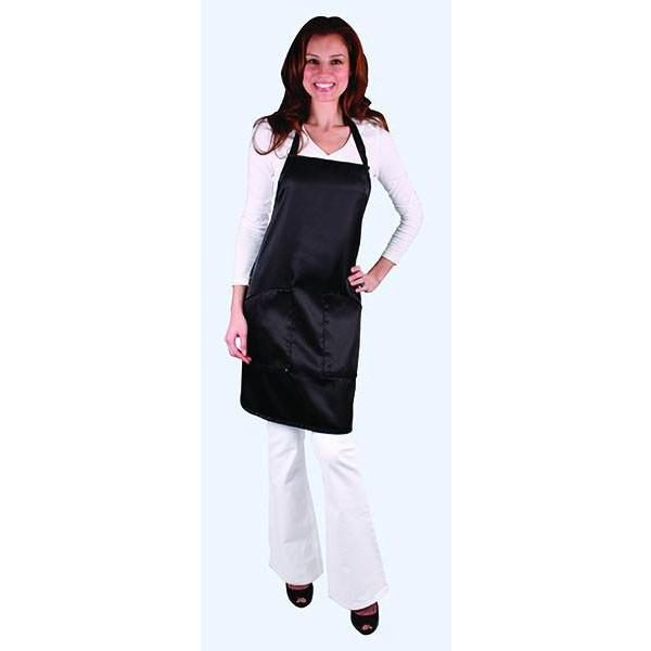 SalonChic Black Easy Clean Apron