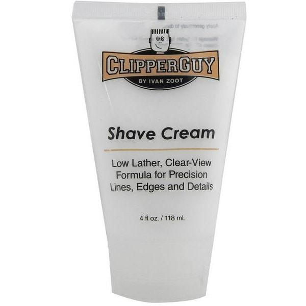 ClipperGuy Shave Cream 4oz