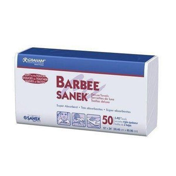Barbee Deluxe Towels
