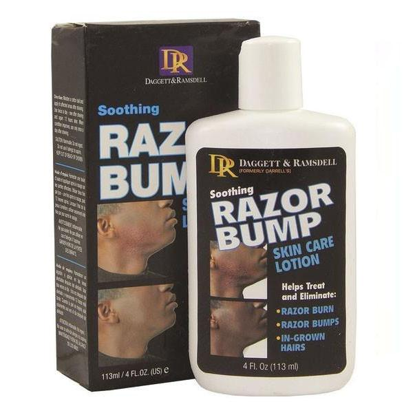 D&R Smothing Razor Bump Lotion