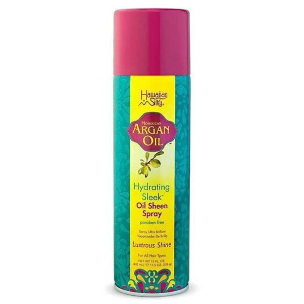 Hawaiian Silky Argan Oil Sheen