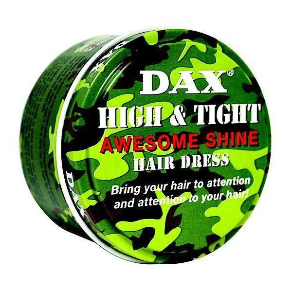 DAX High & Tight Shine Hair 3.5oz