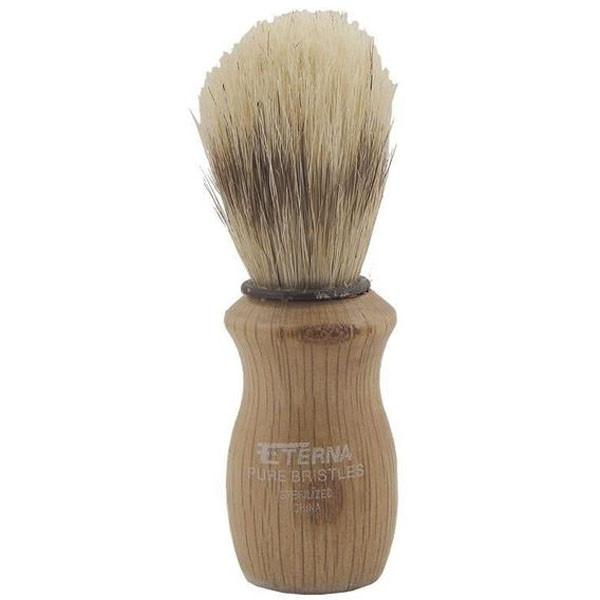E-Terna Wooden Handle Shave Brush