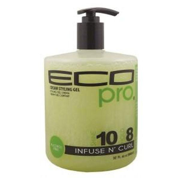 Eco Pro Infuse N' Curl Gels