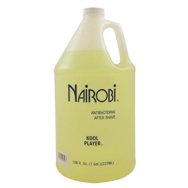 Nairobi Kool Yellow Player Antibacterial Aftershave