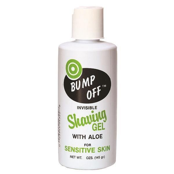 Bump Off Shave Gel