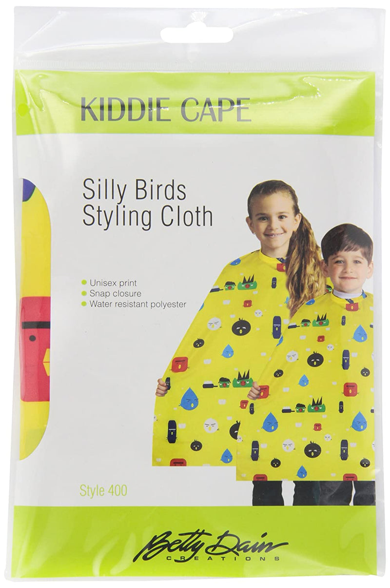 Silly Birds Styling Cloth