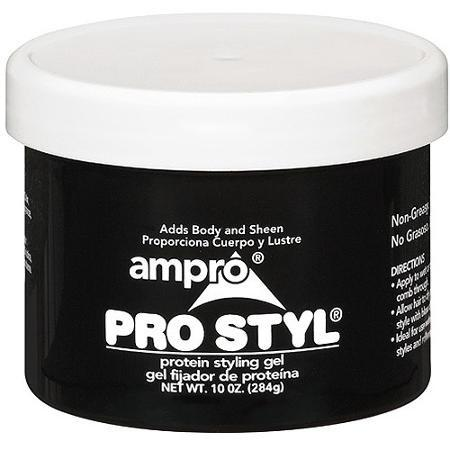 Ampro Pro Styl Protein Styling Gels - Xcluciv Barber Supplier