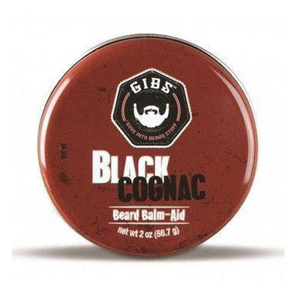 Black Cognac Beard Balm 2oz