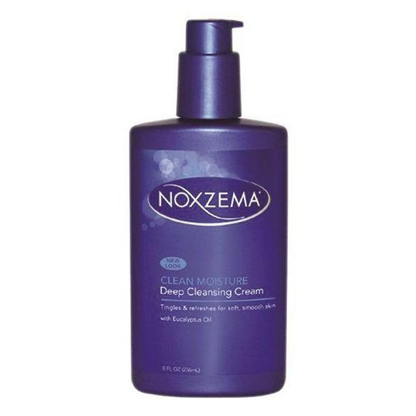 Noxzema Cleansing Cream Pump 8oz