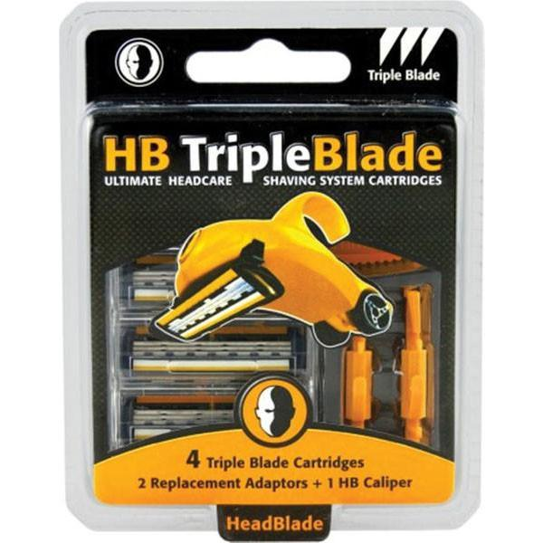 HeadBlade Triple Blade Set