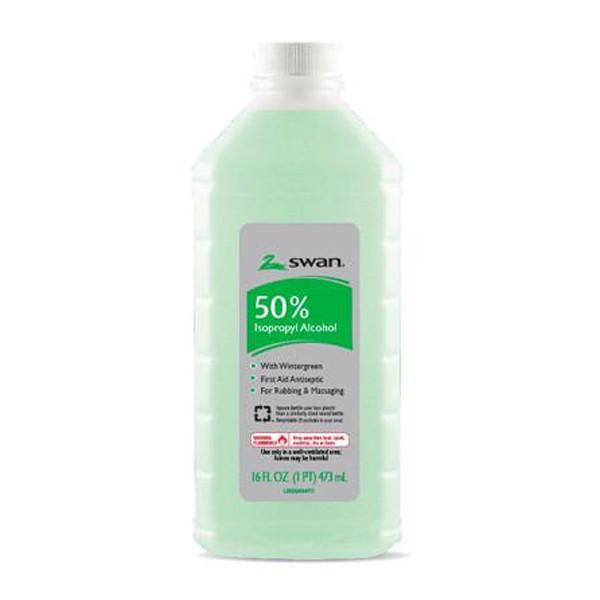 Swan 50% Wintergreen Isopropyl Alcohol