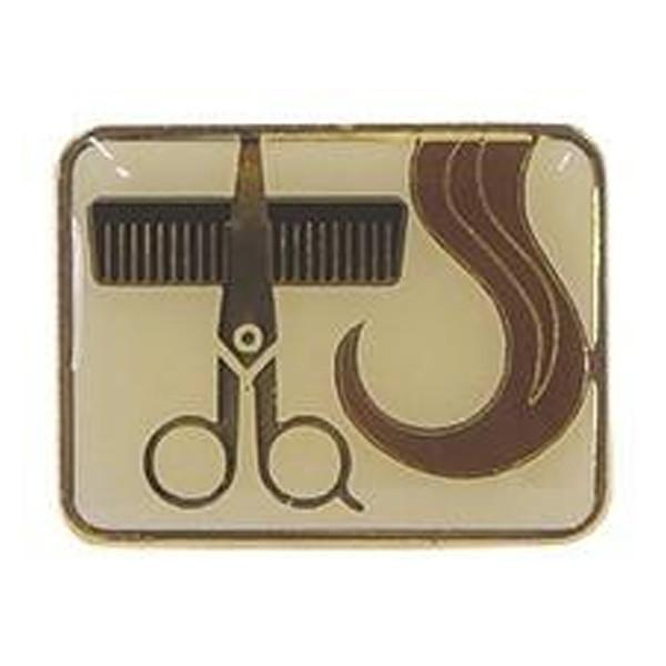 Barber/Stylist Lapel Pin