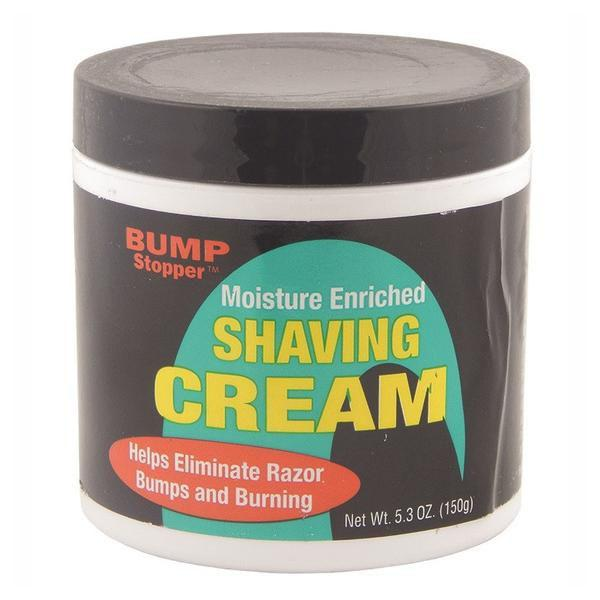Bump Stopper Shave Cream