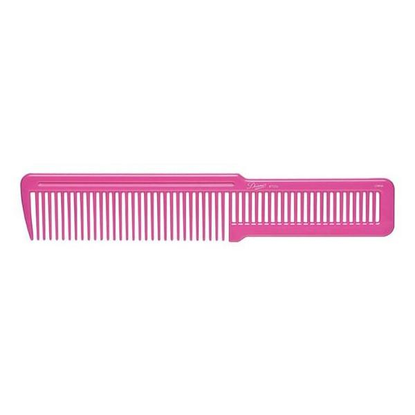 "Diane Flat Top Comb 7 1/2"" (Assorted Colors)"