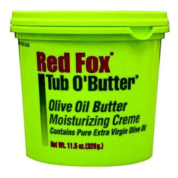 Red Fox Olive Tub O' Butter 11.5oz