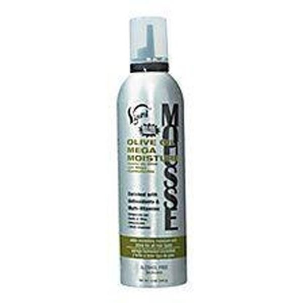 Vigorol Olive Oil Hair Mousse (Green) 12oz