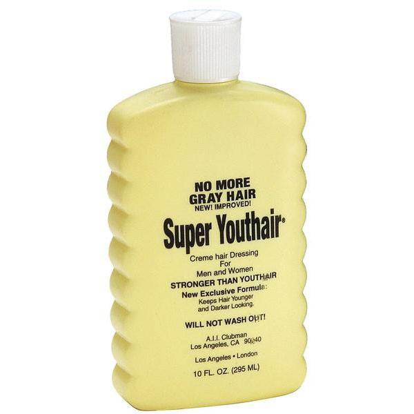 Super Youthair Hair Dressing Creme 10oz
