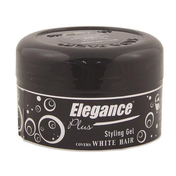 Elegance Ultra Black Hair Gel