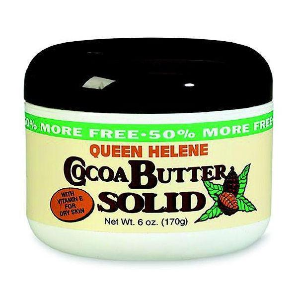 Queen Helene Solid Cocoa Butter 6oz