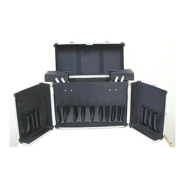 City Lights Deluxe Lockable Aluminum Tool Case