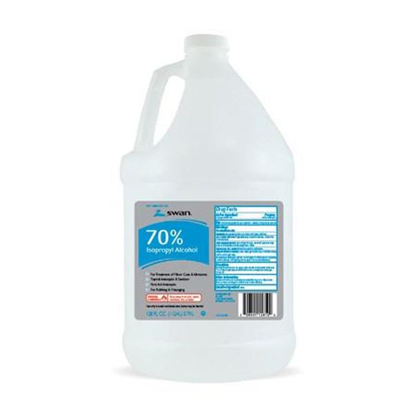 Swan 70% Isopropyl Alcohol 1 Gallon