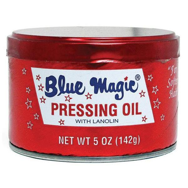 Blue Magic Pressing Oil 5oz