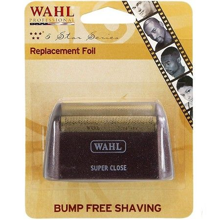 Shaver/Shaper super Close Replacement Foil - Gold