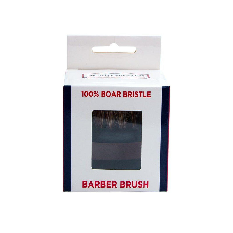100% Boar Bristle Barber Brush