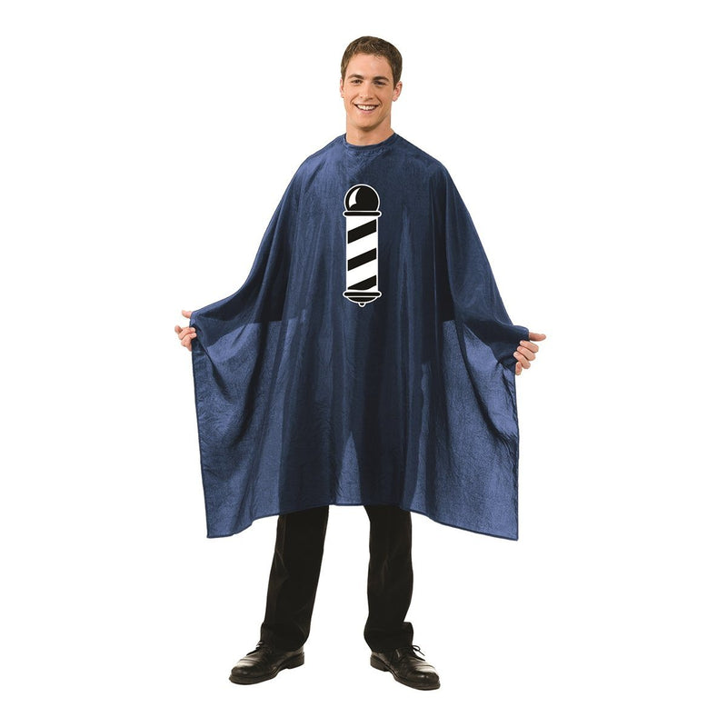 Barber Pole Styling Cape