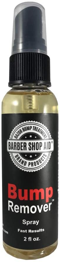 Barber Shop Aid Bump Remover