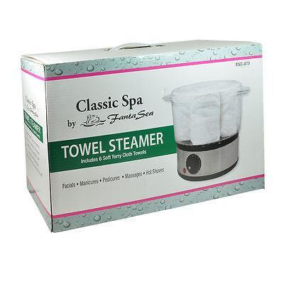 Towel Steamer
